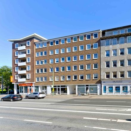 Rent this 2 bed apartment on Lloydstraße 35 in 27568 Bremerhaven, Germany