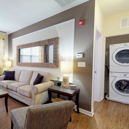 Rent this 1 bed apartment on Fairways Boulevard in Piscataway Township, NJ 08854-8067