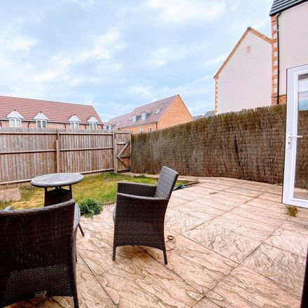 Rent this 2 bed house on Roman Road in Corby NN18 8GP, United Kingdom