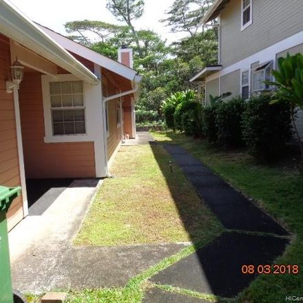 Rent this 3 bed house on 1820 Kaahumanu St in Pearl City, HI