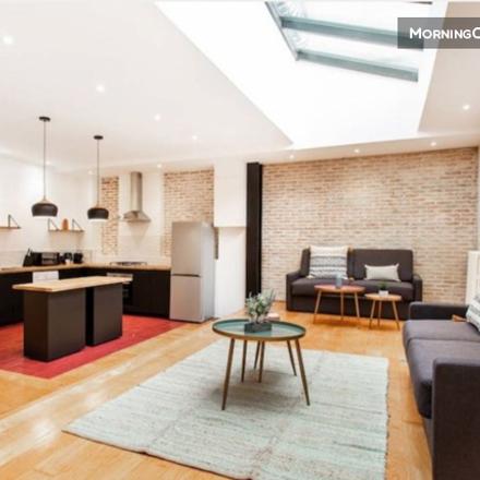 Rent this 3 bed apartment on Paris 19e Arrondissement in ÎLE-DE-FRANCE, FR