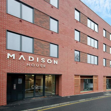 Rent this 2 bed apartment on Madison House in Wrentham Street, Birmingham B5 6QR