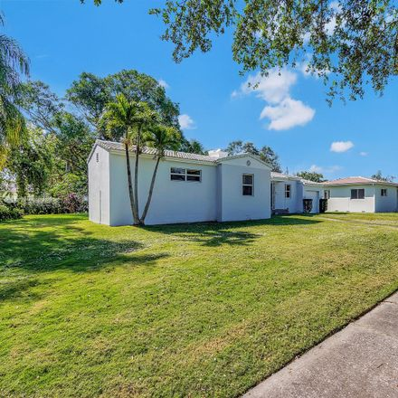 Rent this 3 bed house on Northeast 107th Street in Miami Shores, FL 33161