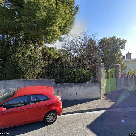 Rent this 1 bed apartment on 44 Chemin de la Mûre in 13015 15e Arrondissement, France