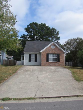 Rent this 3 bed house on Cain Ct in Douglasville, GA