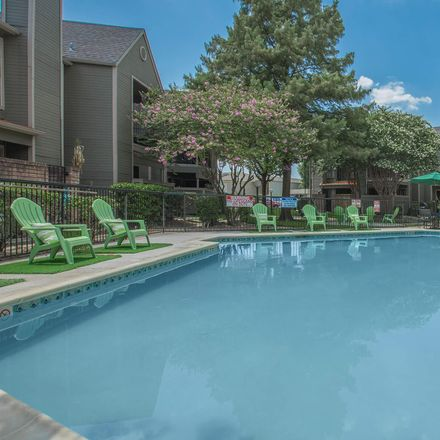Rent this 2 bed apartment on De Milo Drive in Houston, TX 77092