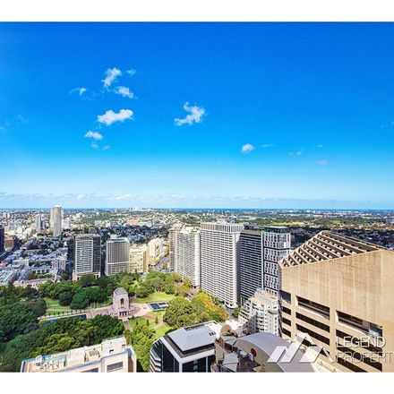 Rent this 1 bed apartment on 3902/117 Bathurst Street