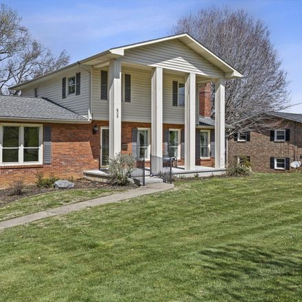 Rent this 4 bed house on 608 North Hills Drive in Johnson City, TN 37604