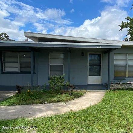Rent this 3 bed apartment on 1012 Tudor Lane in Titusville, FL 32780