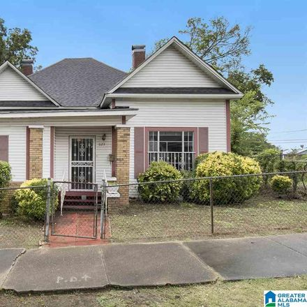 Rent this 3 bed house on 625 5th Way in Birmingham, AL 35214