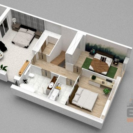 Rent this 4 bed house on Cienista 9 in 15-237 Białystok, Poland