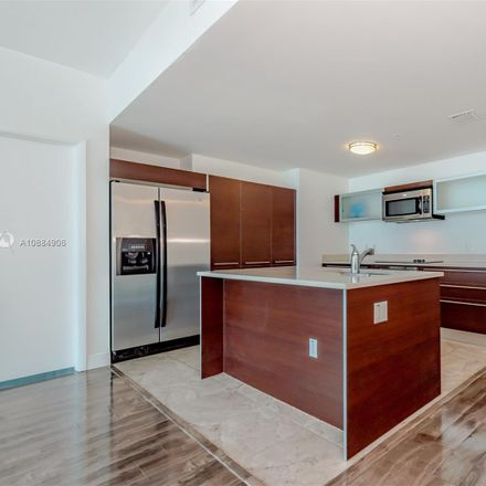 Rent this 2 bed condo on 1900 North Bayshore Drive in Miami, FL 33132
