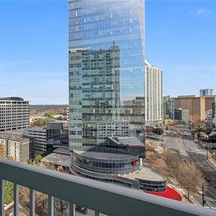 Rent this 2 bed condo on 3324 Peachtree Road Northeast in Atlanta, GA 30326
