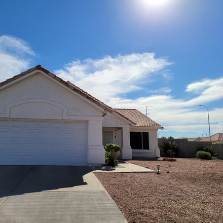 Rent this 3 bed house on 381 East Bart Drive in Chandler, AZ 85225