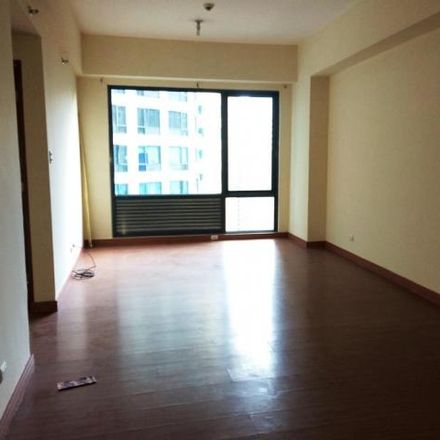 Rent this 1 bed condo on Eastwood Parkview Tower 1 in Basement Parking, Quezon City