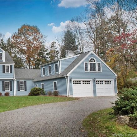 Rent this 4 bed house on 270 Peaceable Street in Ridgefield, CT 06877