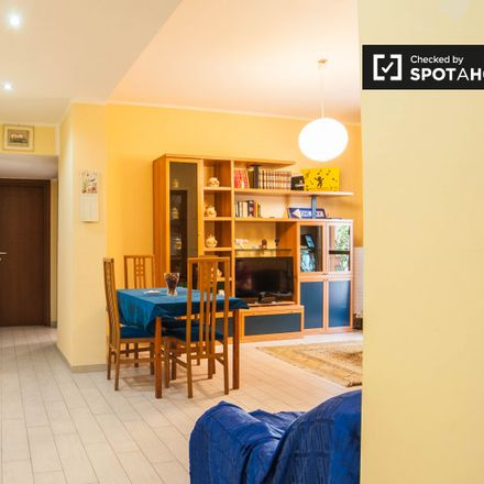 Rent this 1 bed apartment on Vicolo del Casale Galvani in 00157 Rome RM, Italy