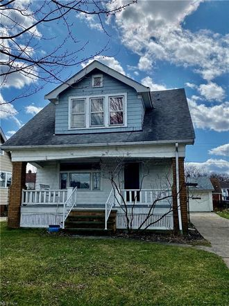 Rent this 3 bed house on 19480 Newton Avenue in Euclid, OH 44119