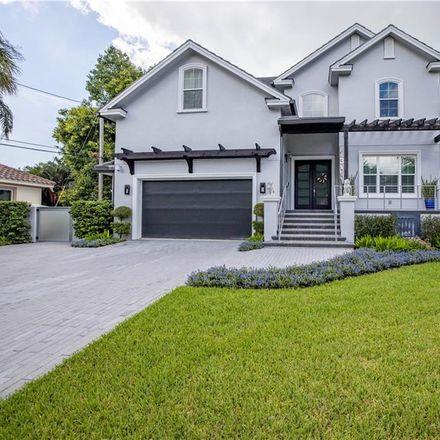 Rent this 4 bed house on Monterey Cir NE in Saint Petersburg, FL