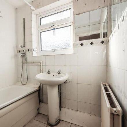 Rent this 3 bed house on Upper Edmonton in Sweet Briar Walk, London N18 1RZ