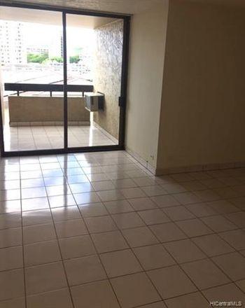 Rent this 1 bed condo on Alexander Street in Honolulu, HI 96822