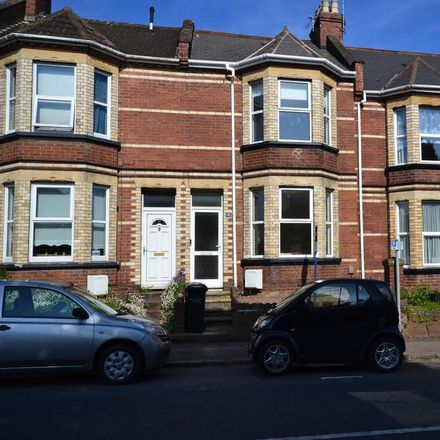 Rent this 1 bed room on 14 Barrack Road in Exeter EX2 5ED, United Kingdom