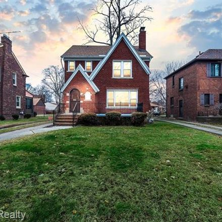 Rent this 3 bed house on 14154 Longacre Street in Detroit, MI 48227