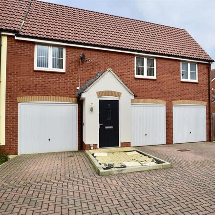 Rent this 2 bed house on 7 Hollybrook Mews in Yate BS37, United Kingdom