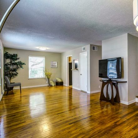 Rent this 1 bed apartment on 4923 Lahoma Street in Dallas, TX 75235