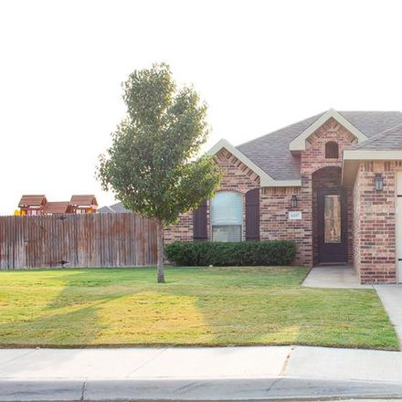 Rent this 3 bed house on 6107 Indigo Sky Court in Midland, TX 79705