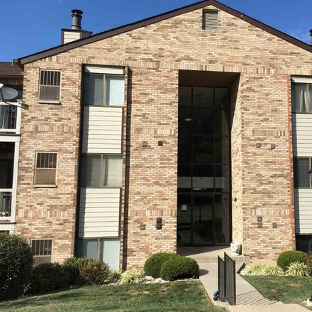 Rent this 2 bed condo on 56 Woodland Hills Drive in Southgate, KY 41071