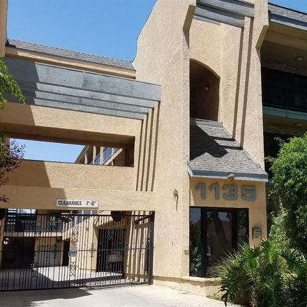 Rent this 2 bed condo on 1135 Allen Avenue in Glendale, CA 91201