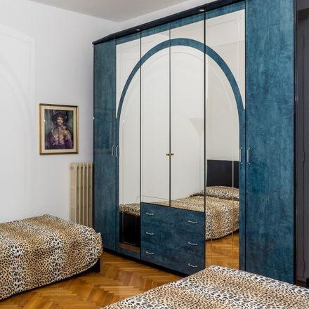 Rent this 5 bed apartment on Loreto in Via Pietro Crespi, 20127 Milan Milan