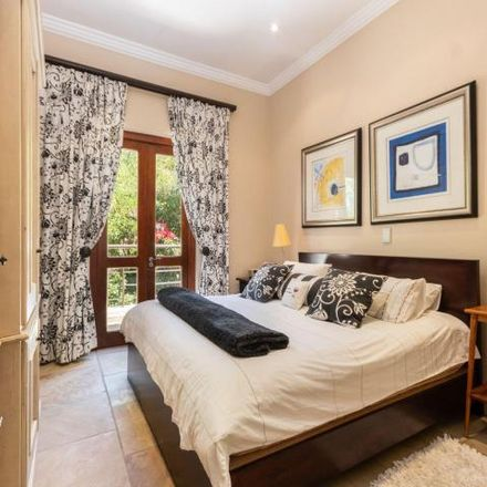 Rent this 4 bed house on Montery Drive in Broadacres AH, Gauteng