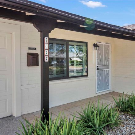Rent this 2 bed house on 7647 East Catalina Drive in Scottsdale, AZ 85251