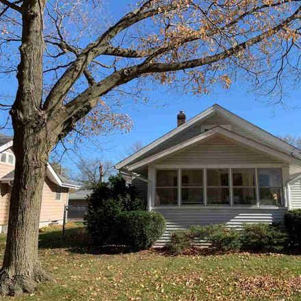 Rent this 2 bed house on 2021 Grant Avenue in Rockford, IL 61103