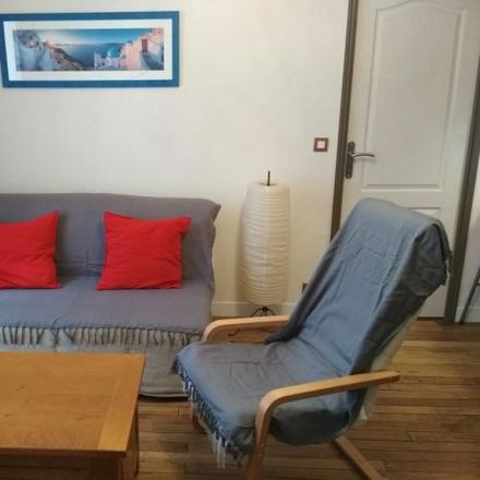 Rent this 2 bed apartment on 2 Passage Commun A/12 in 75012 Paris, France