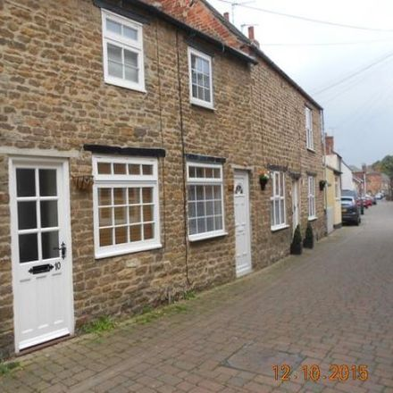 Rent this 2 bed townhouse on Dean's Street in Oakham LE15 6AF, United Kingdom