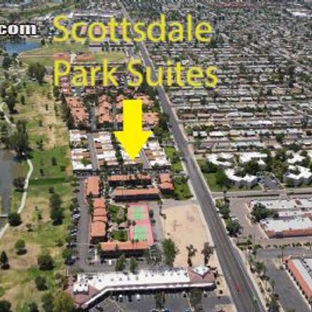 Rent this 1 bed apartment on Scottsdale Park Suites in North Miller Road, Scottsdale