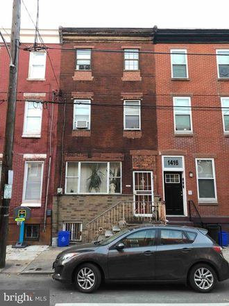 Rent this 5 bed townhouse on 1418 South 15th Street in Philadelphia, PA 19146
