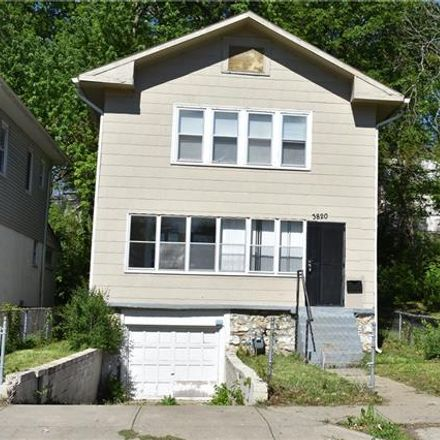 Rent this 3 bed apartment on 3820 Bales Avenue in Kansas City, MO 64128