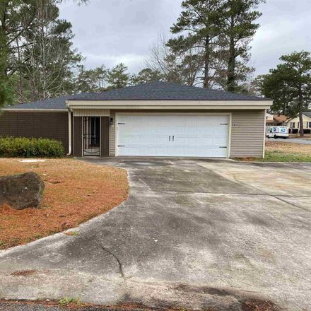 Rent this 4 bed house on 501 Navarro Drive in Warner Robins, GA 31088