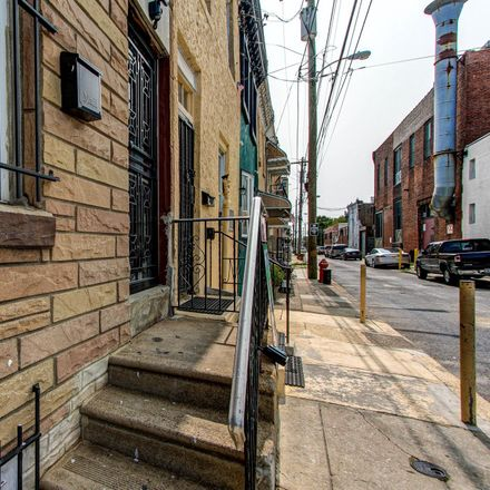 Rent this 3 bed townhouse on 2159 North Philip Street in Philadelphia, PA 19122