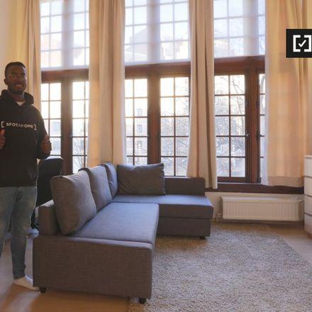 Rent this 0 bed apartment on Rue Duquesnoy - Duquesnoystraat 16 in 1000 Ville de Bruxelles - Stad Brussel, Belgium