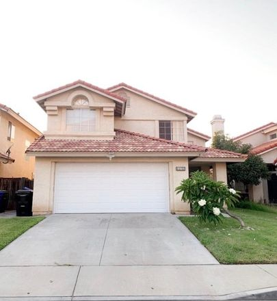Rent this 4 bed house on 11732 Malagon Drive in Fontana, CA 92337