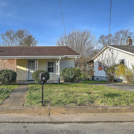 Rent this 3 bed house on 911 Hopson Street in Johnson City, TN 37601