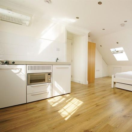 Rent this 0 bed apartment on The Green in London W3 7PQ, United Kingdom