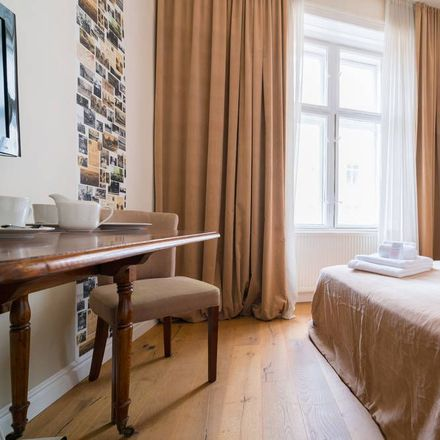 Rent this 1 bed apartment on Simon-Denk-Gasse 11 in 1090 Vienna, Austria