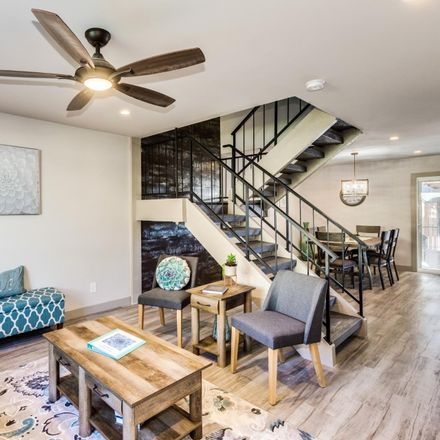 Rent this 3 bed townhouse on Entertainment District in 4221 North Miller Road, Scottsdale