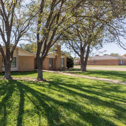 Rent this 3 bed apartment on 6715 Columbia Lane in Amarillo, TX 79109